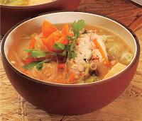 Sup Ikan Kakap Ala Korea