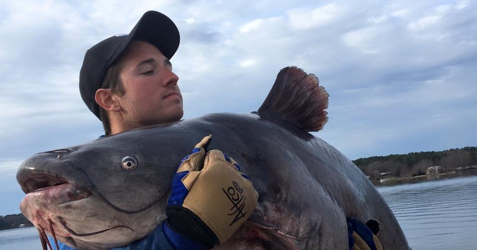 International Fishing News: US: two monster record blue ...