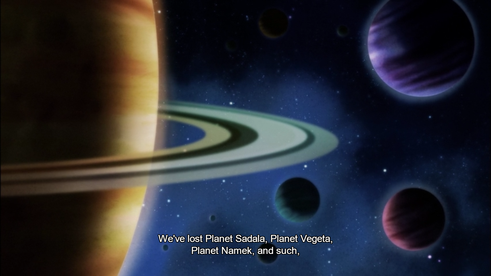 Only 28 Planets With Mortals In Universe 7