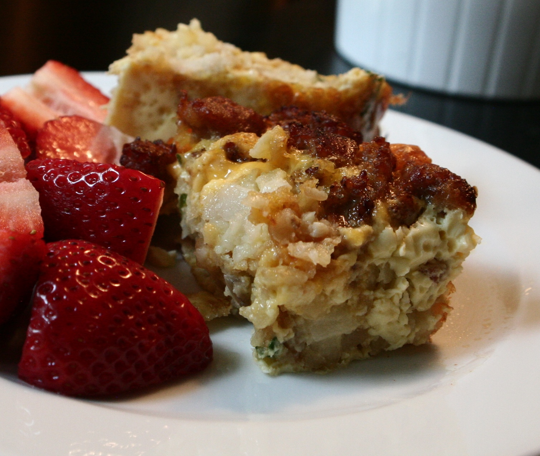 Cooking In Kirkland: Tater Tot Breakfast Casserole