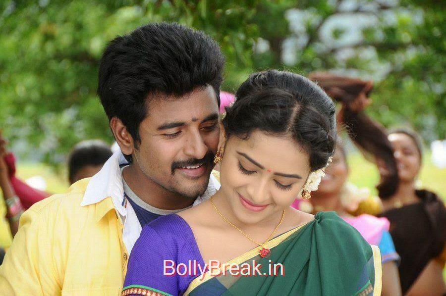 Sri Divya Hot HD Stills From Kakki Sattai Tamil Movie - 21 ...