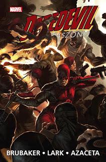 Daredevil tom 5: Nieustraszony! okładka