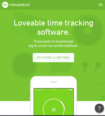MinuteDock helps you increase productivity