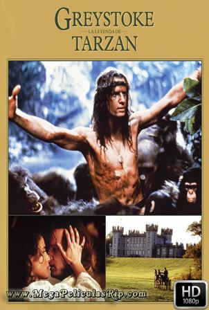 Greystoke, La Leyenda De Tarzan [1080p] [Latino-Ingles] [MEGA]