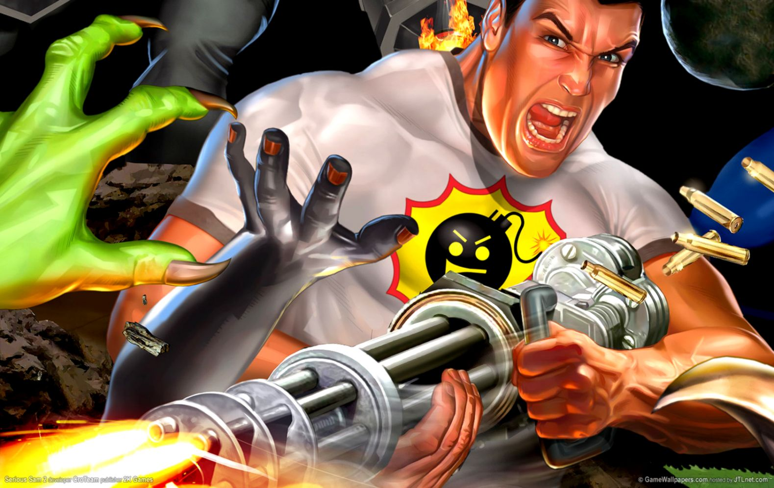 serious sam hd extended download