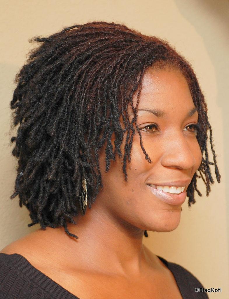 Sisterlocks Natural Awakenings Client Feature Queen V