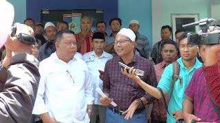 <b>Zul Khair Pertanyakan Nasib Ribuan Pemilih Lobar Kehilangan Hak Pilih</b>