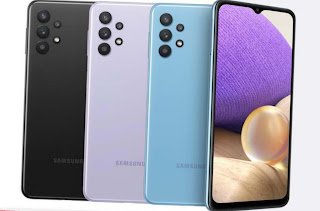 Spesifikasi Hardware dan software Samsung Galaxy A32