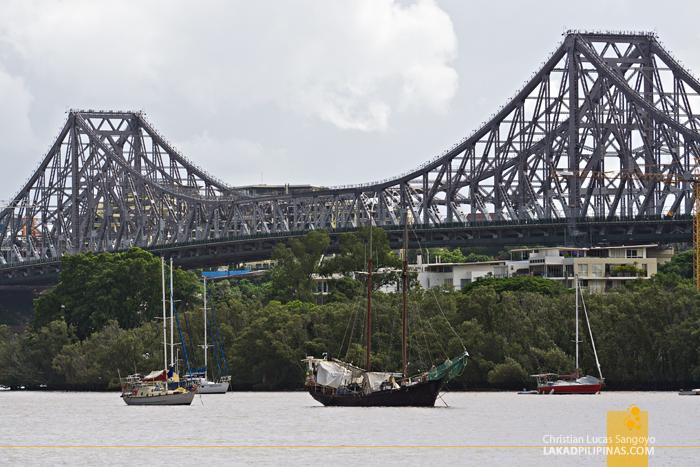 Brisbane Day Tour Bridge