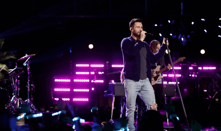 "Maroon 5 presenta ""Don't Wanna Know"" en The Voice"