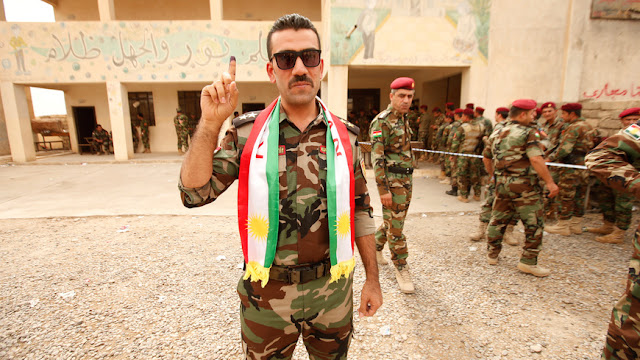 What's next after Kurdish independence vote?