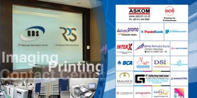 RDS Solusi Idustri Yang Dibutuhkan Perusahaan