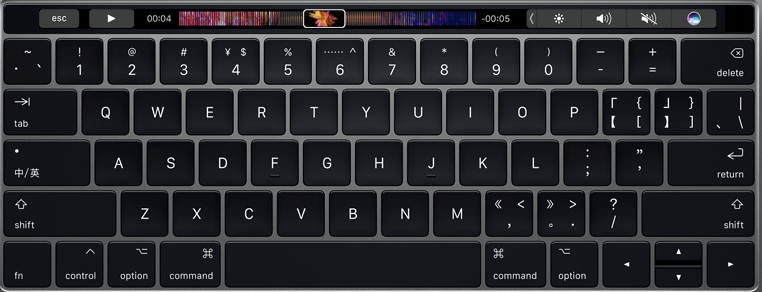Multilingual mac macos new keyboard for chinese
