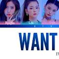Lirik Lagu ITZY - Want It? dan Terjemahan