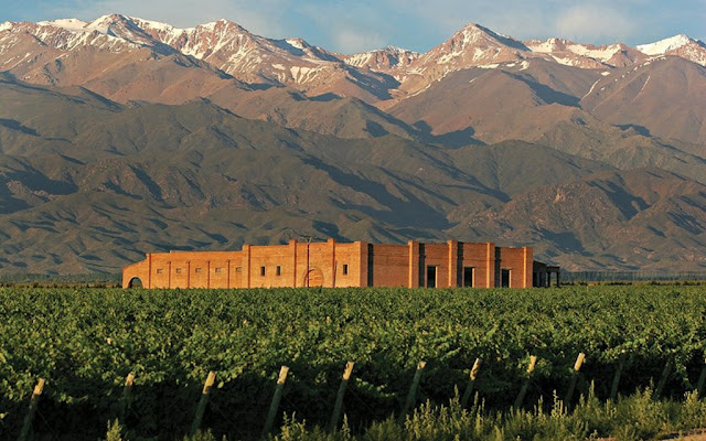Bodegas em Mendoza na Argentina