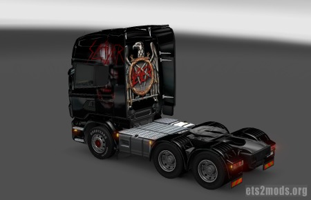 Slayer Scania Skin