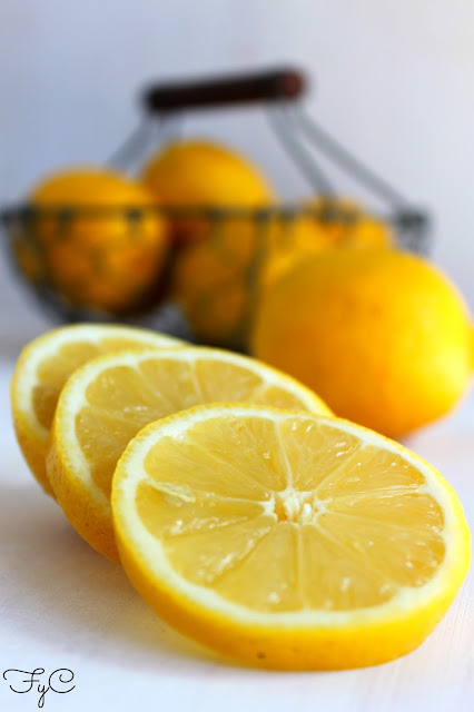 Sorbete cremoso de limon