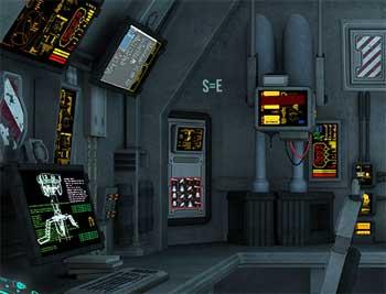 Juegos de Escape - Spaceship