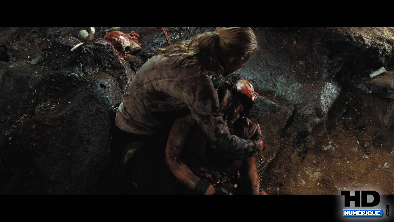 A Horror Diary: Review: The Descent 2 (2009)