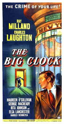 The Big Clock - Poster