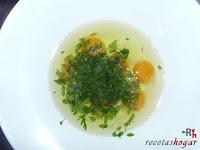 Huevos y perejil