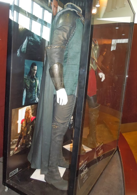 Fandral movie costume Thor Dark World