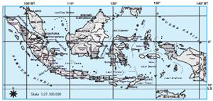 Perkembangan Administrasi Wilayah Indonesia