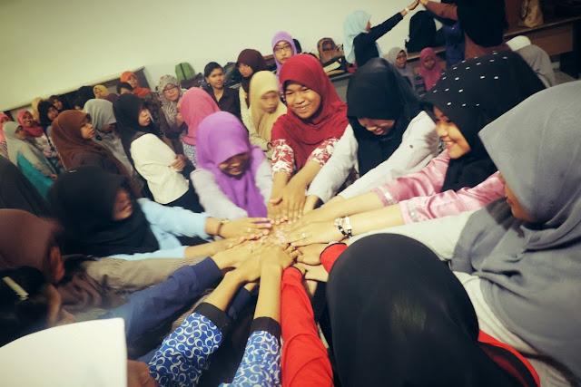 Penyambutan Mahasiswa Baru 2014