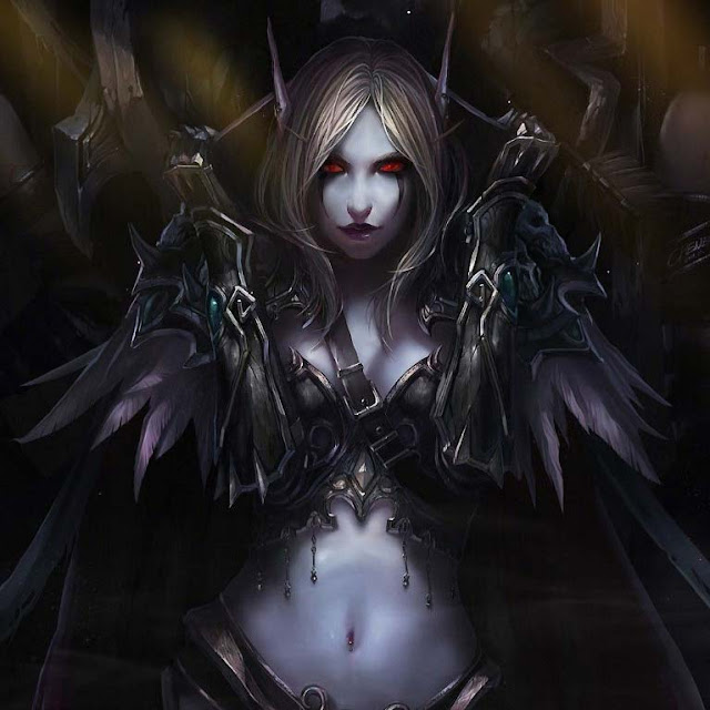 World of Warcraft - Sylvanas Wallpaper Engine