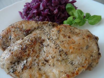 Filet z kurczaka w ziołach