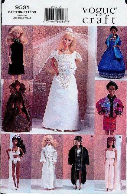 Revista Bonecas -Boneca Barbie
