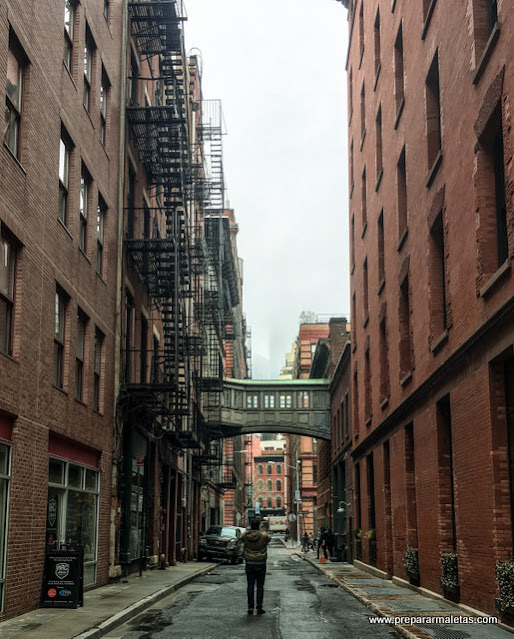 ruta por tribeca nueva york, qué ver