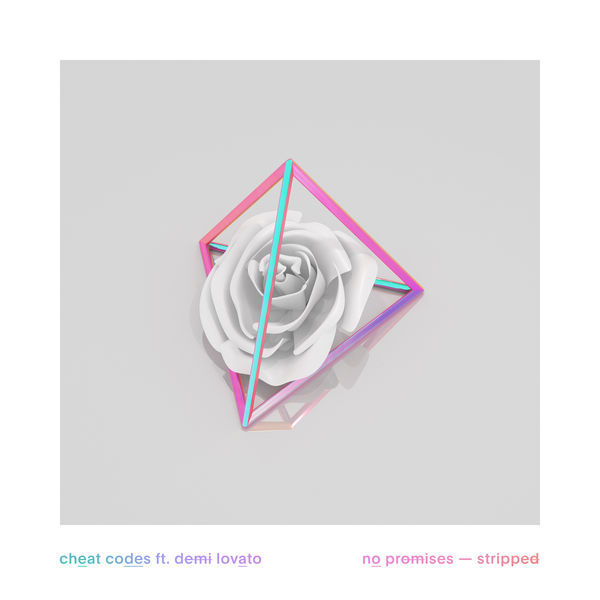 Cheat Codes - No Promises (feat. Demi Lovato) [Stripped Version] - Single  Cover