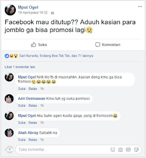 Facebook Akan Di Tutup Di Indonesia