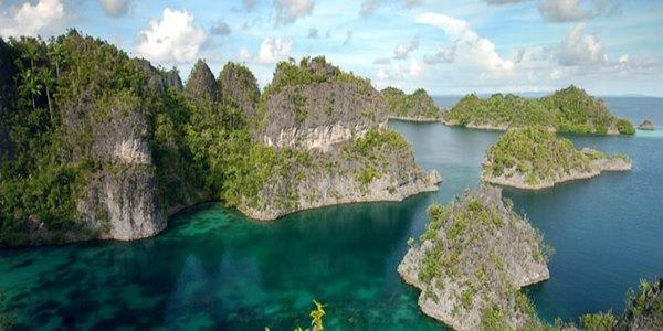 Keindahan Wisata Raja Ampat ~ Surga Yang Tersembunyi Di Tanah Papua