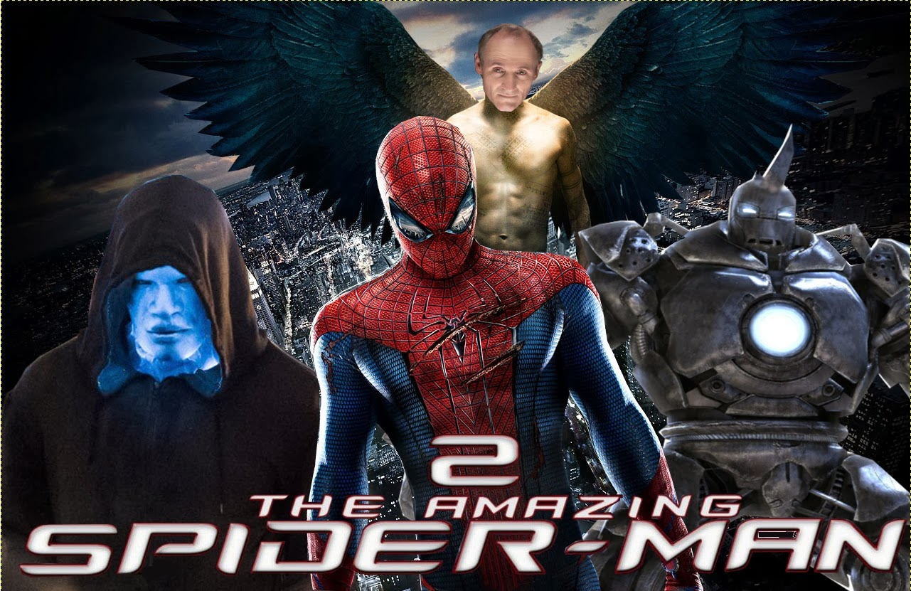 spider-man 2014 (in hindi) soon | moviez37