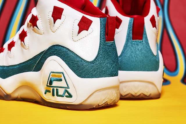 FILA 95 x Mr. Alan's