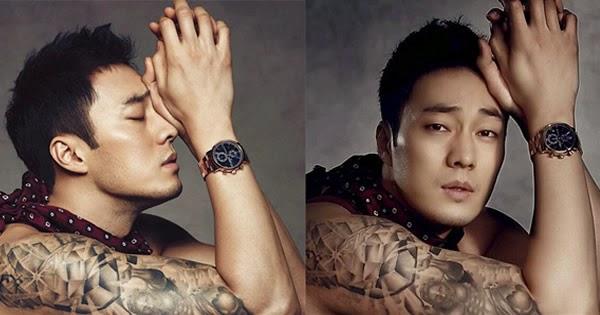 Los Famosos De Corea Del Sur Y Sus Tatuajes Espacio Kpop