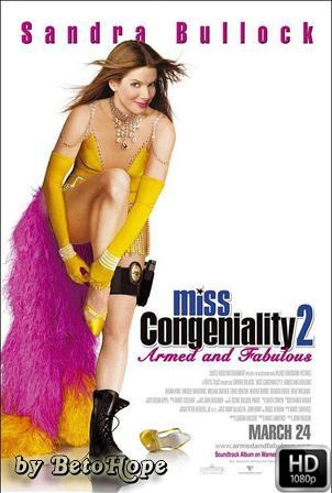 Miss Simpatia 2 1080p Latino