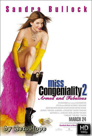 Miss Simpatia 2 [1080p] [Latino-Ingles] [MEGA]
