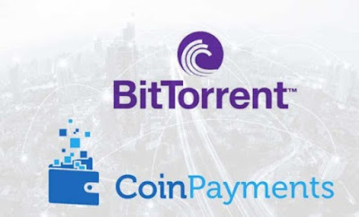BitTorrent Partners with Coin Payments to Launch Support for Native BTT Token
