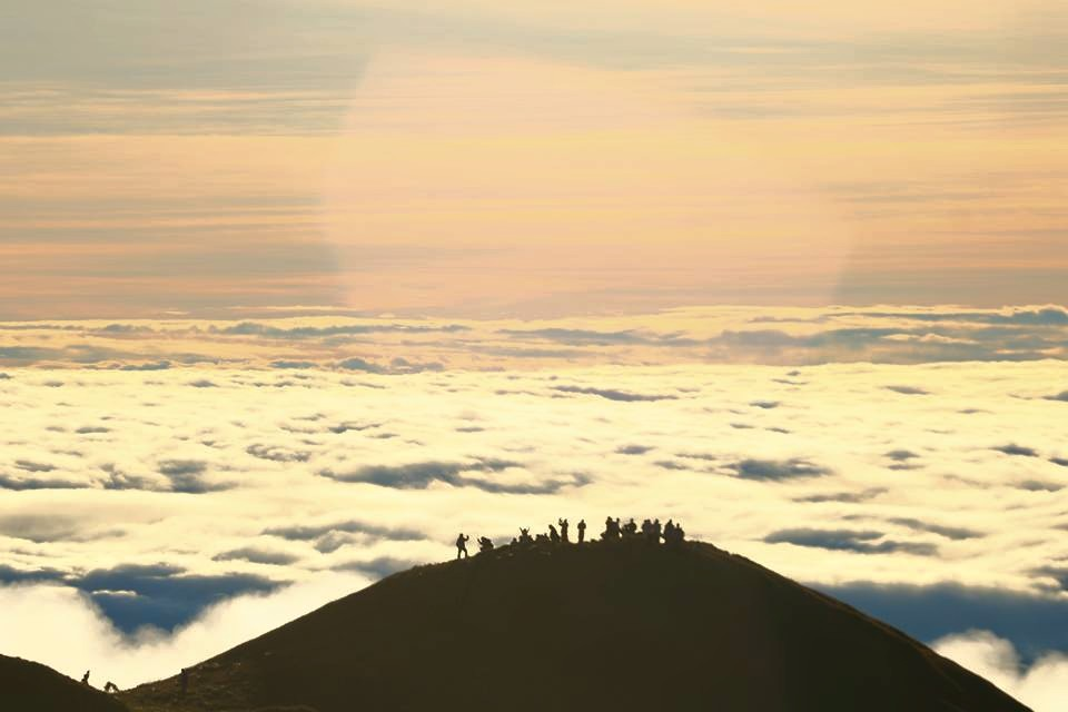 The glorious summit of Mt. Pulag