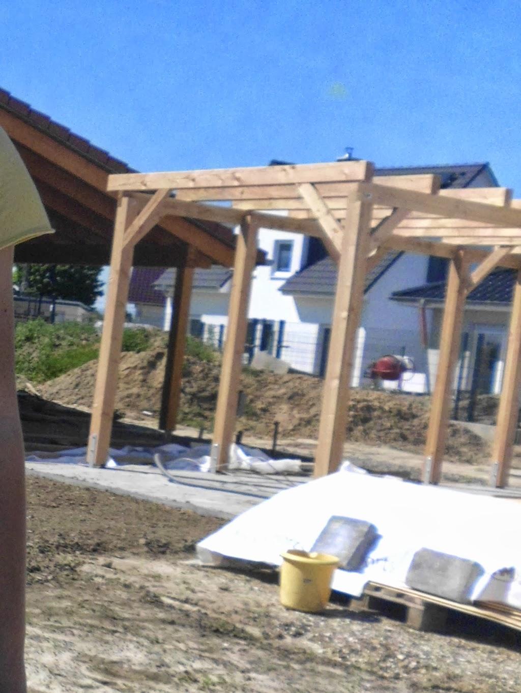 passivhaus in salzgitter reppner bauprojekte 2013 i carport. Black Bedroom Furniture Sets. Home Design Ideas