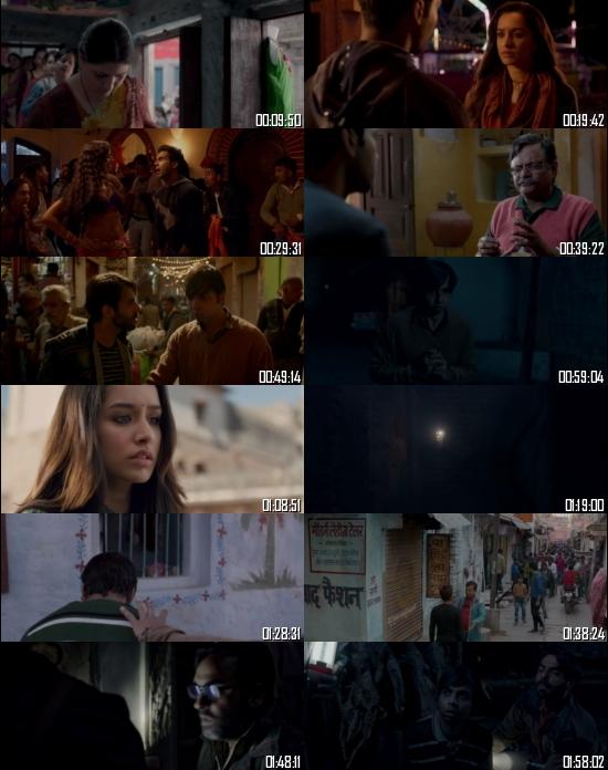 Strēe 2018 Hindi 720p 480p WEB-DL x264 Full Movie