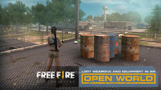 Download  Free Fire - Battlegrounds