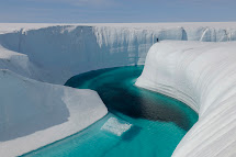 Amazing Ice Canyon Greenland Information Travel