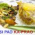Resepi Thai Nasi Pad Ka-Prao Di Restoran Khun Mae Sijangkang
