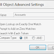 SmartFill Object Advanced Settings