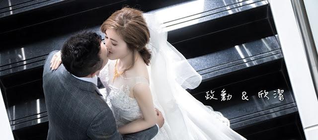 [婚禮紀錄] |徐州路2號 | 婚紗 | 攝影 | 台北婚宴 | @政勳 & 欣潔 (婚攝)
