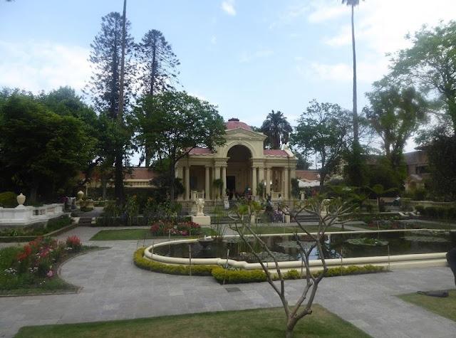 the gardens of dreams